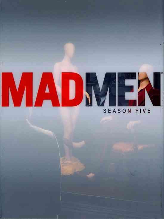 MAD MEN SEASON 5 BY MAD MEN (DVD)