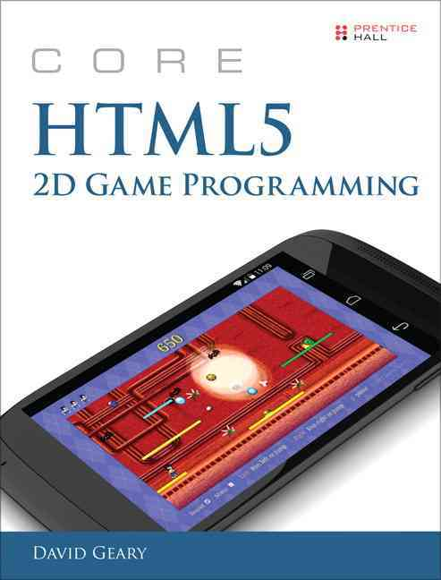 Core Html5 Game Programming By Geary, David